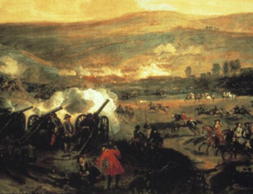 La batalla del Boyne