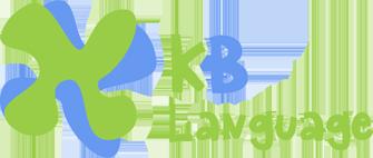 KB Language Logo