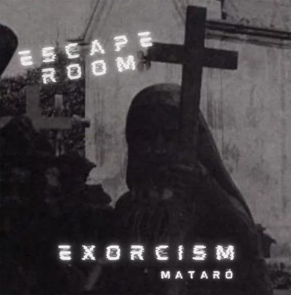 KB Language Escape Room Mataró Exorcism